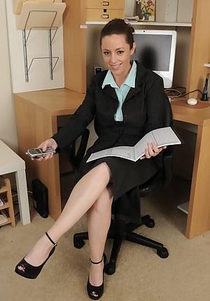Free Office Porn Photos