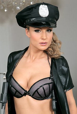 Free Police Porn Photos
