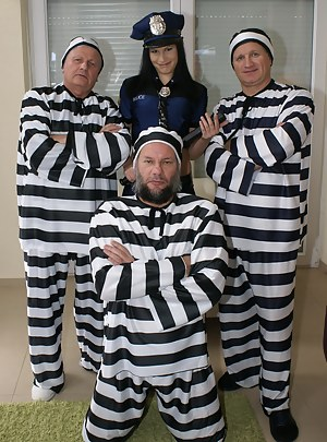Free Police Porn Photos